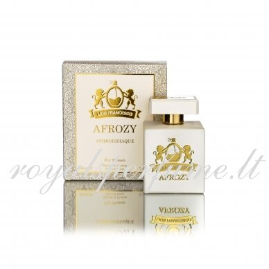 Afrozy aphrosidiaque perfumed water for women 100ml