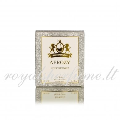 Afrozy aphrosidiaque perfumed water for women 100ml 4