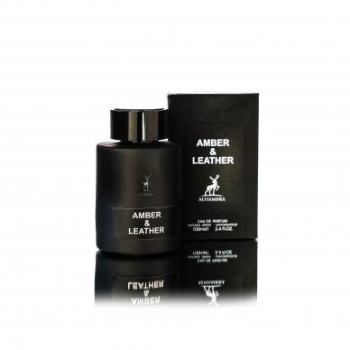 Amber & Leather 100ml