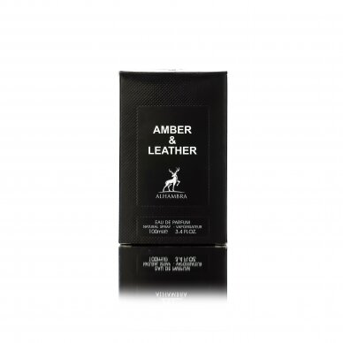 Amber & Leather 100ml 3
