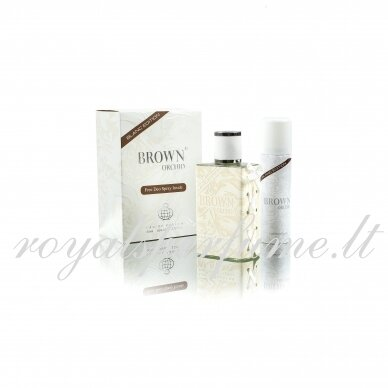 Brown Orchid + spray 100ml