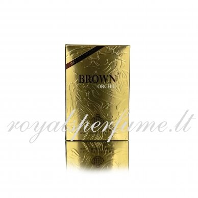 Brown Orchid 80ml 3