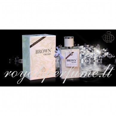 Brown Orchid + spray 100ml 2