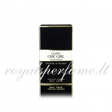 Classy Chic Girl Couture It's best 90ml 3