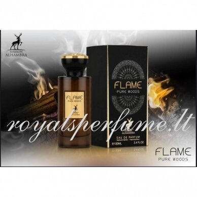 Flame Pure Woods 2