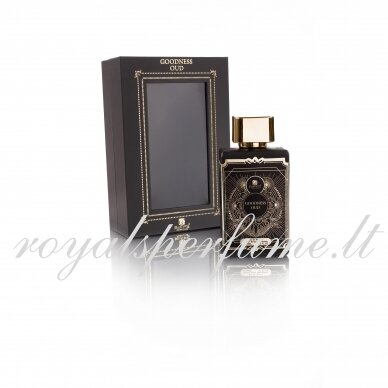 Initio Oud for Greatness arabic version Goodness oud perfumed water unisex 100ml