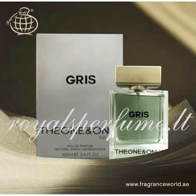 Dolce & Gabbana The One Grey arabic version Gris the One & only 100ml 4