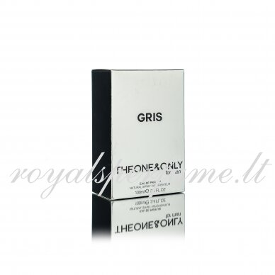 Dolce & Gabbana The One Grey arabic version Gris the One & only 100ml 3