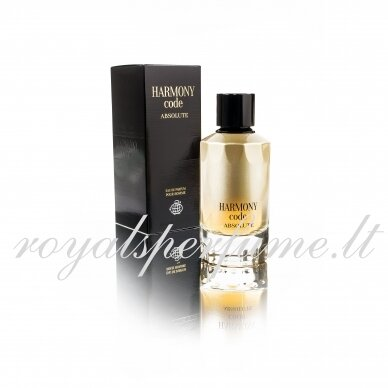 Giorgio Armani Code Absolute Arabic version Harmony Code Absolute perfumed water for men 100ml