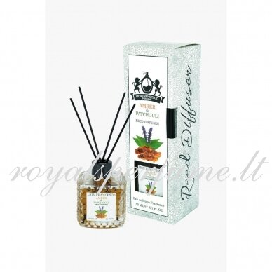 The smell of home  Amber & Patchouli 150ml