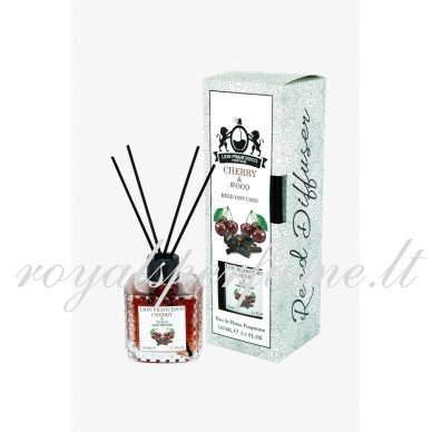 The smell of home Cherry & Wood 150ml