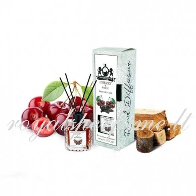 The smell of home Cherry & Wood 150ml 2