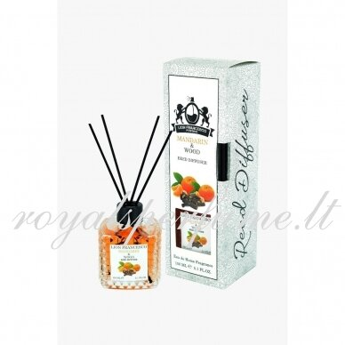 The smell of home Mandarin &Wood 150ml