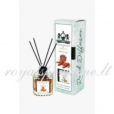 The smell of home Sandalwood & Tobacco 150ml