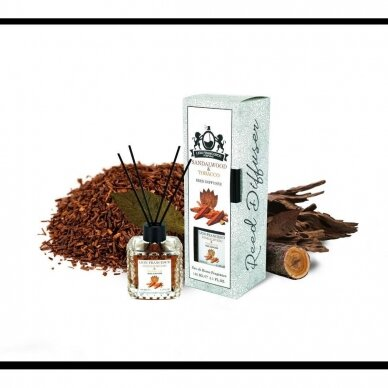 The smell of home Sandalwood & Tobacco 150ml 2
