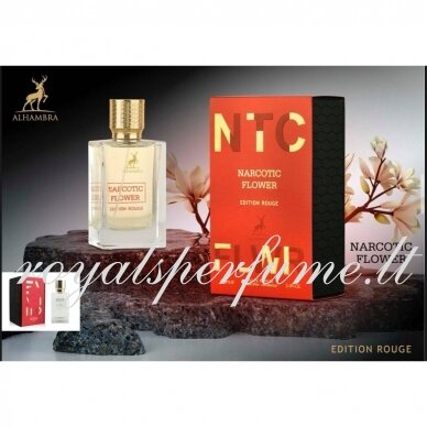 Ex Nihilo Fleur Narcotique Love Edition Arabic version Narcotic Flower perfumed water unisex 100ml  2