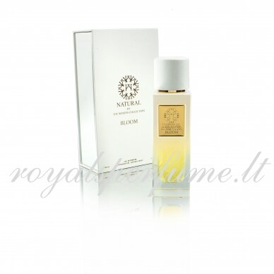 Natural Bloom perfumed water for women 100ml