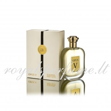 Amouage The Library Collection Opus V арабская версия Opus V 100ml