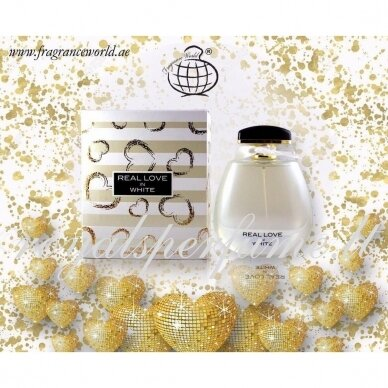 CREED LOVE IN WHITE arabic version Real Love in White perfumed water for women 100ml 2