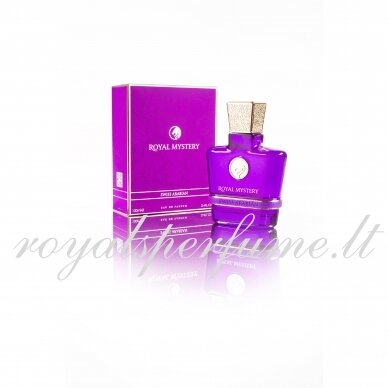 Royal Mystery perfumed water for women 100ml